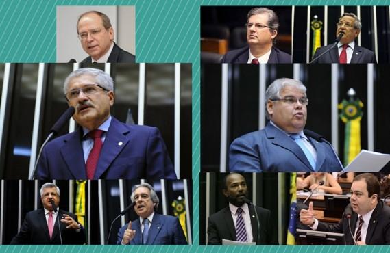 Você sabe quem são os deputados da Bahia na Comissão do Impeachment?